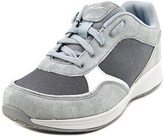 Easy Spirit Tourrun Round Toe Suede Walking Shoe.