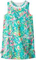 Lilly Pulitzer Lilly Classic Shift Dress Girl's Dress