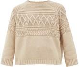 Max Mara Nunzio Sweater - Womens - Beige