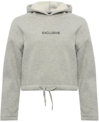 M&Co Teen exclusive slogan hoodie