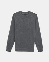 Wings + Horns Polartec Thermal Pro Crewneck (Heather Charcoal)