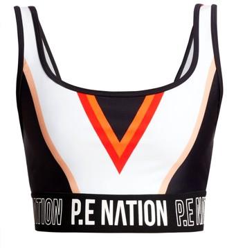 P.E Nation Zone In Sports Bra