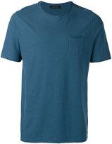 Roberto Collina plain T-shirt - men - Cotton - 48