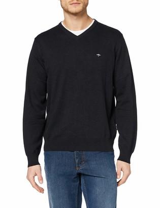 Fynch-Hatton Fynch Hatton Men's V-Neck Sweater