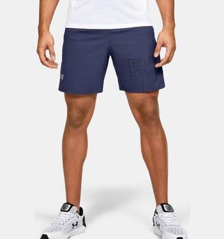 Under Armour Men's UA Launch SW Branded 7'' Shorts