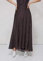 Haider Ackermann Back Pleated Skirt