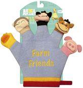 Animal Planet Finger Puppet Bath Glove