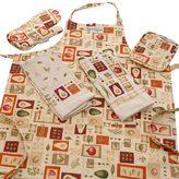 Herb Collage Kitchen Accessories