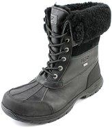UGG Butte Men US 9 Black Snow Boot UK 8 EU 42