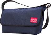 Manhattan Portage Waxed Vintage Messenger Bag (Large) Nylon Lining