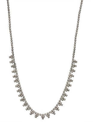 Simply Vera Vera Wang Rhinestone Choker Necklace