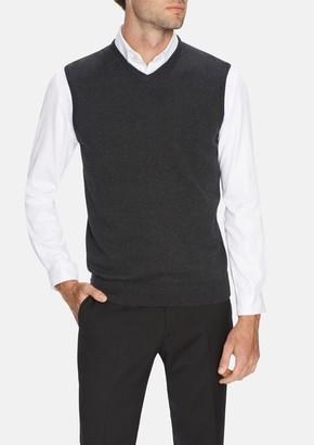 TAROCASH Charcoal Essential Vest