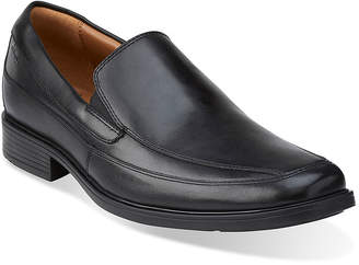 Clarks Tilden Free Mens Leather Slip-On Dress Shoes