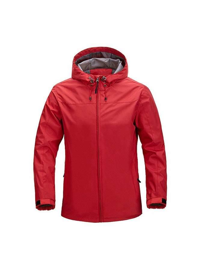 218246d85 Outdoor Recreation Outdoor Clothing Wantdo Mens Waterproof Rain Jacket  Breathable Hiking Coat Mountain Rain Wear Hooded Windbreaker Insulated  Sportswear