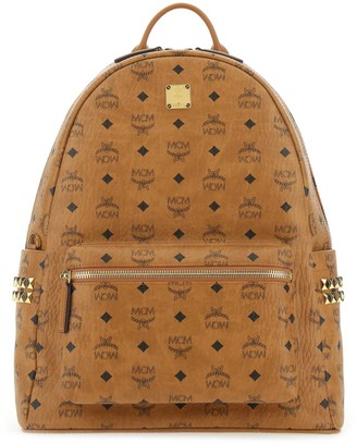 MCM Stark Visetos Backpack