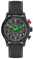 Versus By Versace Soho Black Dial Watch, 44mm