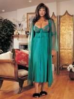 Shirley of Hollywood Women's Pegnoir Set (;2X)