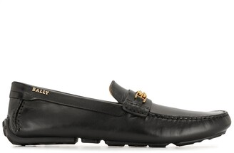 Bally Dravil leather loafers