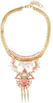 Elizabeth Cole Harper Bib Necklace