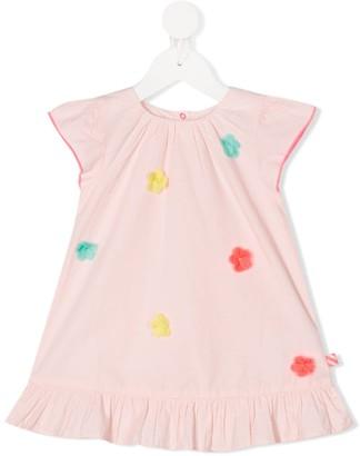 Billieblush Floral-Embellished Dress