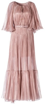 Maria Lucia Hohan Selah Belted Gown