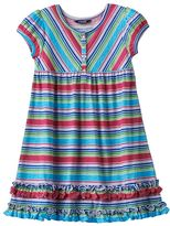 Chaps Toddler Girl Striped Dress