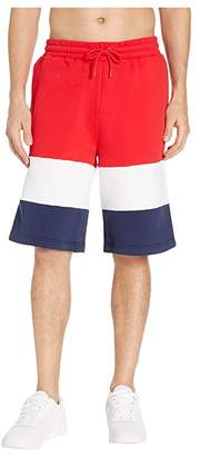 Fila Alanzo Shorts (Red/White/Navy) Men's Shorts