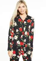 Fashion Union Shaylah Floral Blouse