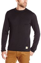 Carhartt Men's Base Force Cool Weather Crew-Neck Top