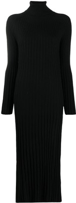 LOULOU STUDIO Ribbed Knit Dress