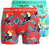 Muchachomalo Costa 2 Pack Shorts Multicolor