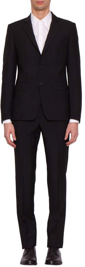 Givenchy Wool And Mohair Suit