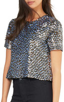 KENDALL + KYLIE Multi Sequin Top