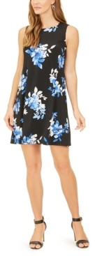 Jessica Howard Petite Floral Shift Dress