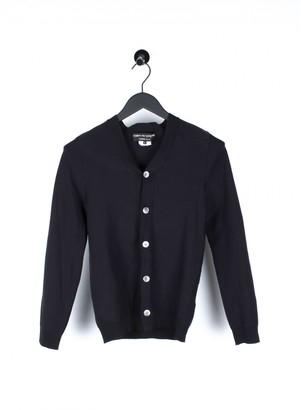 Comme des Garcons Black Synthetic Knitwear & Sweatshirts