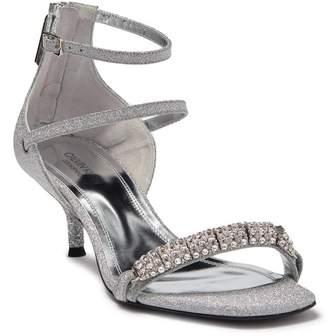 Calvin Klein Aslaug Jeweled Sandal