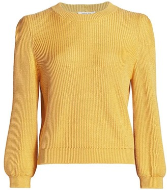 Frame Chunky Organic Pima Cotton Sweater