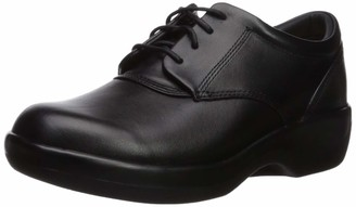 Apex Women's Women's Conform Classic Oxford Black Shoe