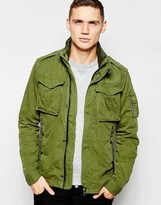 G Star G-Star Overshirt Jacket Rovic in Green
