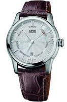 Oris Gents Artelier Small Second Automatic Watch 01745766640510752370FC