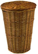 Redmon For Kids Collection Round Willow Hamper in Honey by For Kids