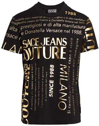 Versace Warrenty Label T-Shirt