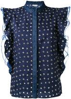 Manoush - blouse volantée - women -