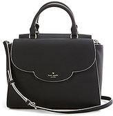 Kate Spade Leewood Place Collection Makayla Scalloped Satchel