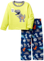 Petit Lem Long Sleeve Pajama Set (Toddler Boys)