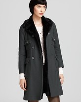 Marc by Marc Jacobs Coat - Oaks Trench