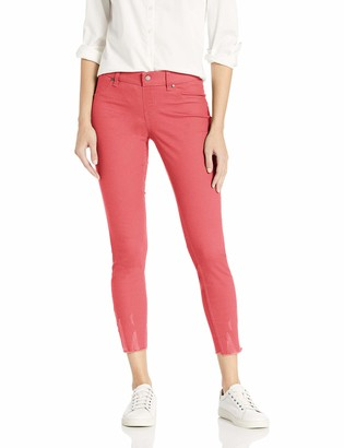 Hue Women's Ultra Soft Denim Jean Skimmer Leggings Assorted