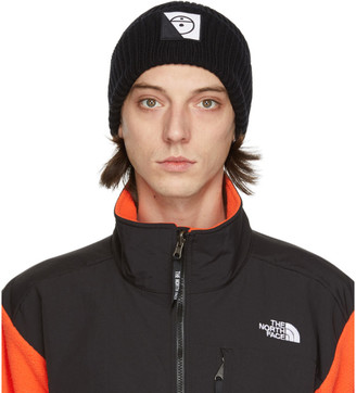 The North Face Black Series Black Wool Mega Beanie