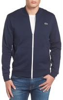 Lacoste Men's Banana Collar Zip Jacket