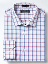 Banana Republic Grant Slim-Fit Supima® Cotton Windowpane Shirt